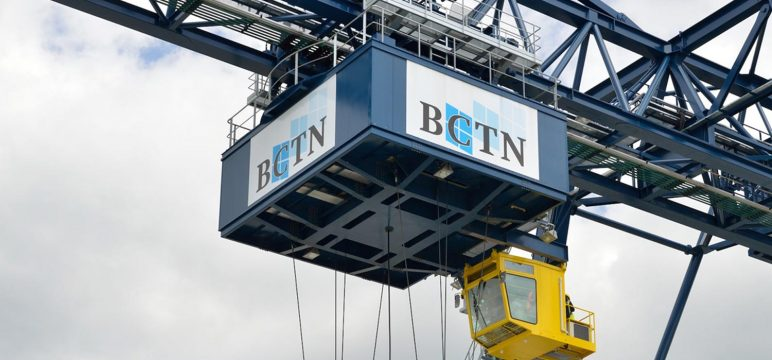 BCTN start nieuwe container inland terminal in Roermond