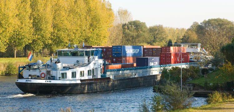 Stremming van de Maas. BCTN over haar dienstverlening