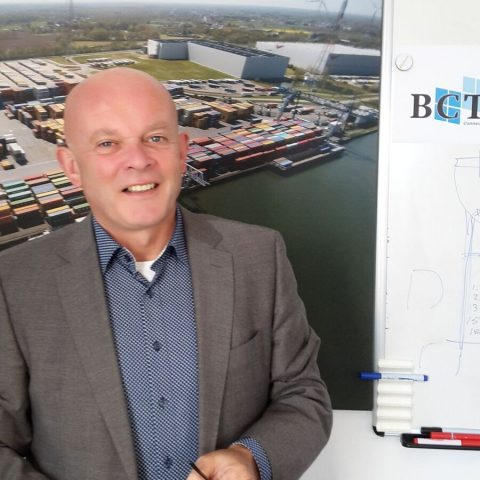 Joop Mijland, CEO BCTN