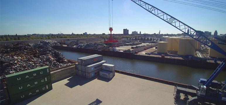 In het nieuws: Onze snelgroeiende Terminal in Roermond