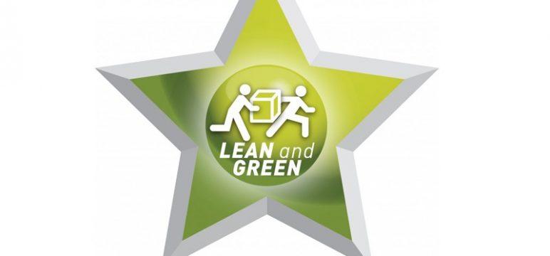 BCTN ontvangt tweede Lean & Green Star