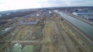BCTN Beringen, Inland Terminal Belgie, BCTN Belgie, Beringen