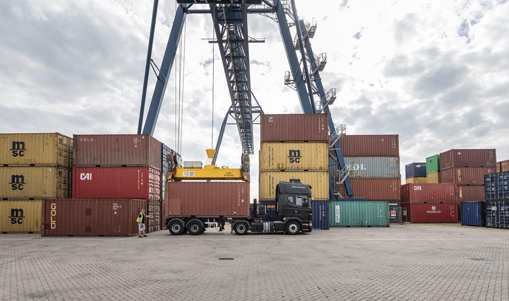 20FT zeecontainer