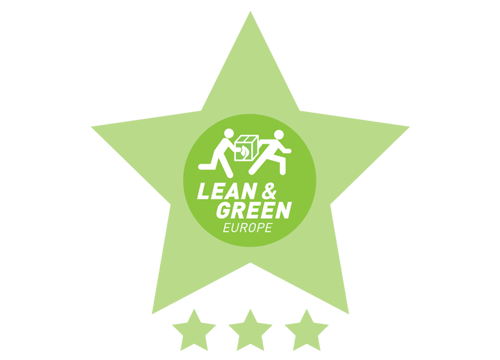 BCTN ontvangt als enige inland terminal de derde Lean & Green Star!
