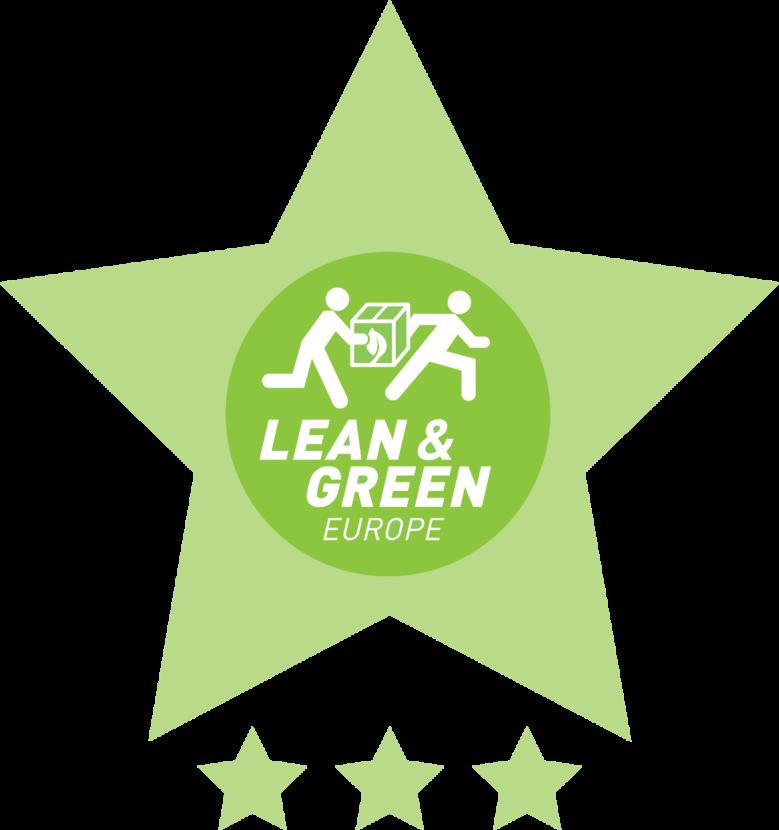 lean green bctn, derde lean green star bctn