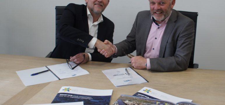 Nauwe samenwerking tussen Spierings Smart Logistics en BCTN